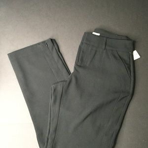 BAR III Gray Casual Pants Side Zip Size 8